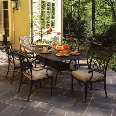 Reasons To Choose Cast Aluminum Patio Furniture - Today´s Patio