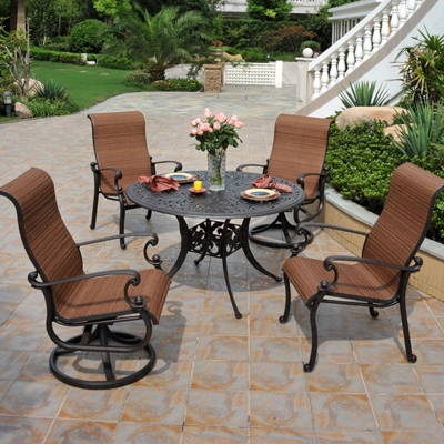 Patio Sling Furniture That Is Sure To Impress - Today´s Patio