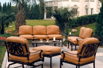 Why Cast Aluminum Furniture May Be Right For You - Today´s Patio