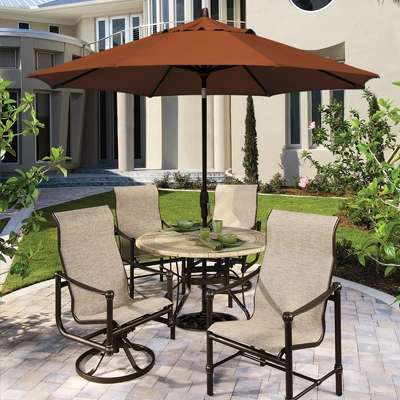 Tips For Selecting The Right Patio Furniture Umbrella - Today´s Patio