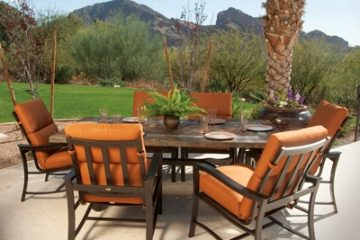 Why Is Most Outdoor Patio Furniture Made Of Aluminum - Today´s Patio