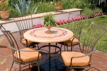 Five Reasons Wrought Iron Furniture Is Worth The Investment - Today´s Patio