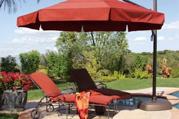How Patio Furniture Umbrellas Can Transform Your Outdoor Space - Today´s Patio