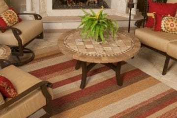 How To Keep Outdoor Rugs Looking New - Today's Patio
