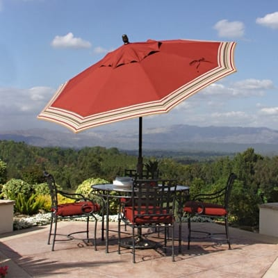 Stop Your Umbrella from Blowing Away - Today's Patio