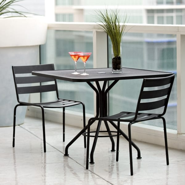 Keep Your Bistro Furniture Safe - Today's Patio