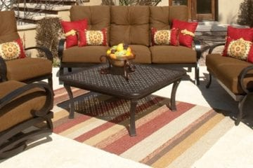 Add a New Rug to Your Patio - Today's Patio
