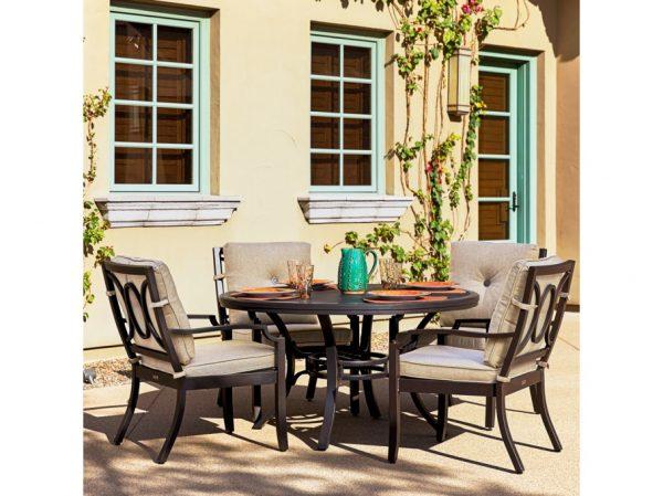 Sunvilla Bellevue aluminum dining set