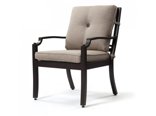 Sunvilla Bellevue aluminum dining chair