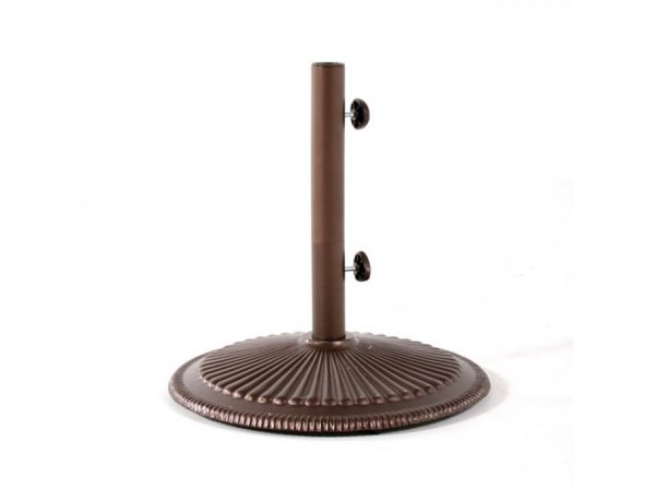 Classic umbrella base 50lb - Bronze
