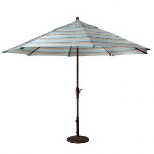 11' Market Umbrella - Gateway Mist