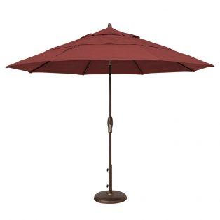 11' Market umbrella - Henna