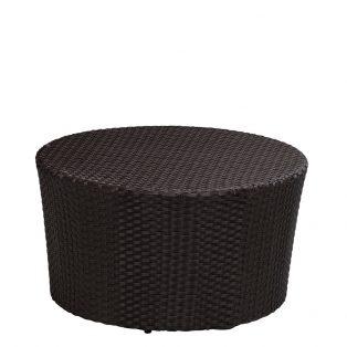 Solana round coffee table