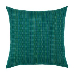 "Elaine Smith 20"" square Eden Texture outdoor throw pillow"