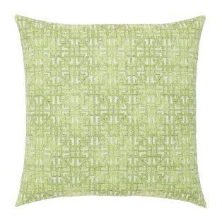 "Elaine Smith 20"" designer pillow - Gate Greenery"