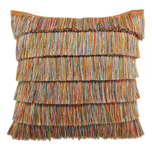 "20"" Hula square outdoor designer throw pillow from Elaine Smith"