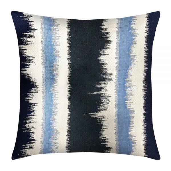 "Elaine Smith 20"" designer pillow - Murmur Midnight"