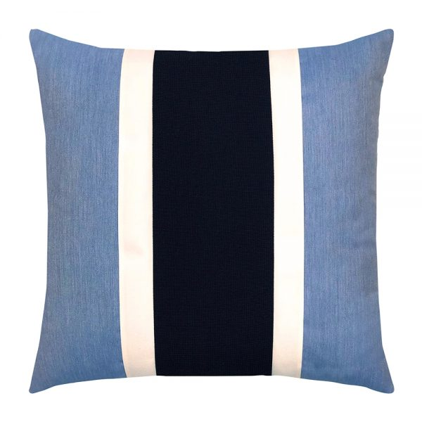 """20"""" square Nevis outdoor pillow from Elaine Smith"""