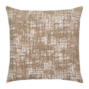 "20"" square Snug Camel outdoor pillow from Elaine Smith"
