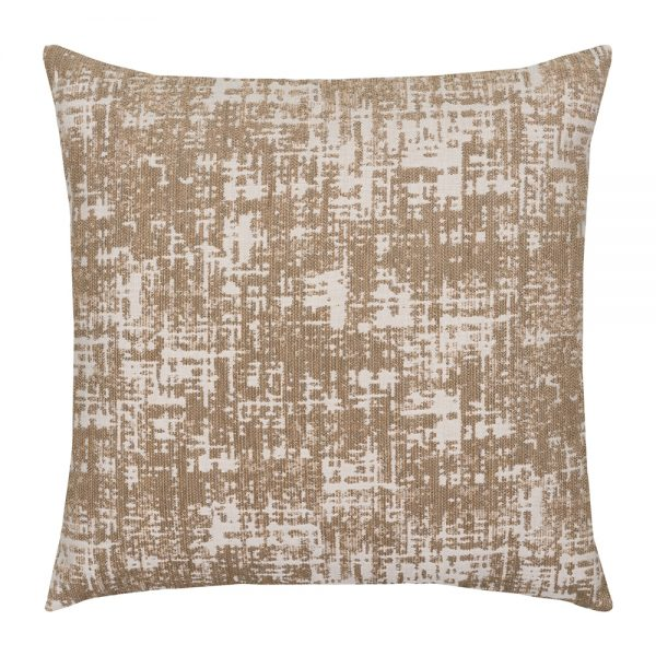 """20"""" square Snug Camel outdoor pillow from Elaine Smith"""