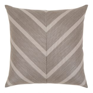 "20"" square Sparkle Chevron outdoor throw pillow from Elaine Smith"