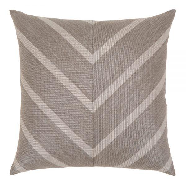 """20"""" square Sparkle Chevron outdoor throw pillow from Elaine Smith"""