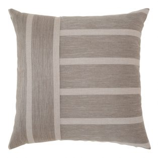 "Elaine Smith Sparkle Stripe 20"" square outdoor throw pillow"