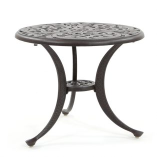 "21"" round Chateau tea table"