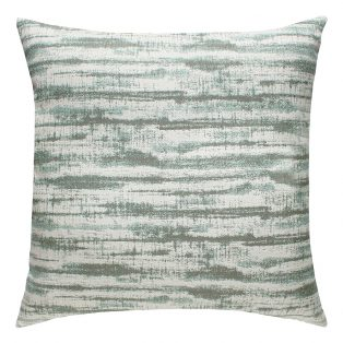 Elaine Smith Linear Mist designer outdoor pillow