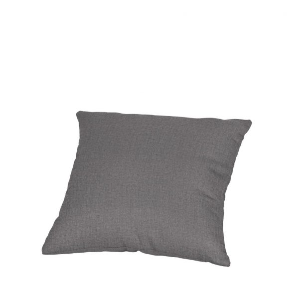 Square outdoor throw pillow with Sunbrella fabric