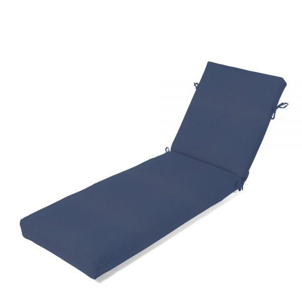 Chaise Cushion - Canvas Navy