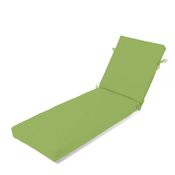 Chaise Cushion - Canvas Ginkgo