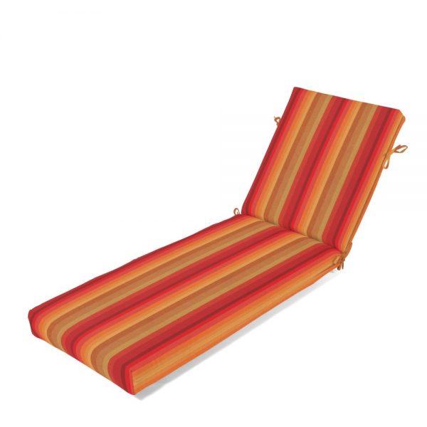 Chaise Cushion - Astoria Sunset