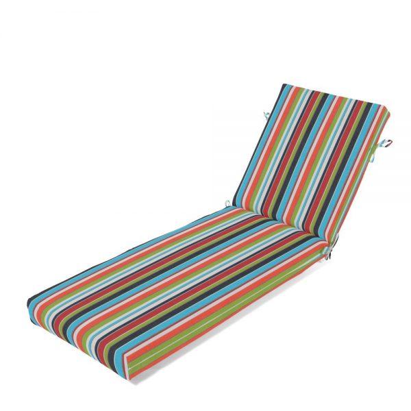 Chaise Cushion - Carousel Confetti