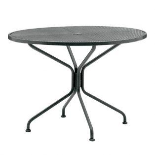 """42"""" Rd Premium Mesh Top Table"""