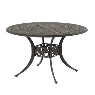 "48"" Round Chateau dining table"