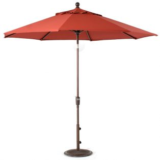 9' Market umbrella - Auburn