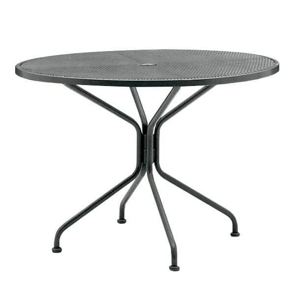 "54"" Rd Premium Mesh Top Table"