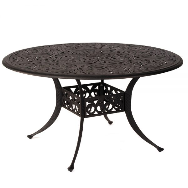 "54"" Round Chateau dining table"