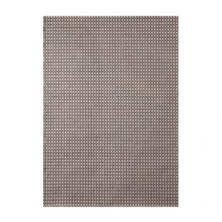 "Treasure Garden Cobblestone Gray 5'3"" x 7'4"" outdoor area rug"