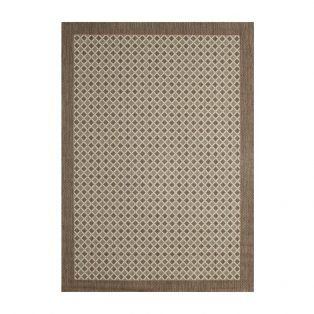 "Treasure Garden Tuscan Birch 5'3"" x 7'4"" outdoor area rug"