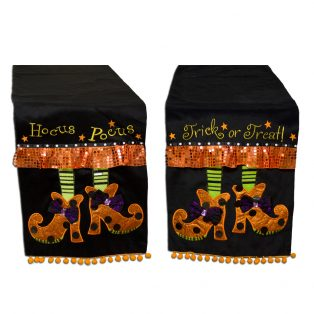 Witch table runner (Set of 2)