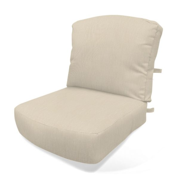 Replacement Hanamint lounge chair and sofa cushion