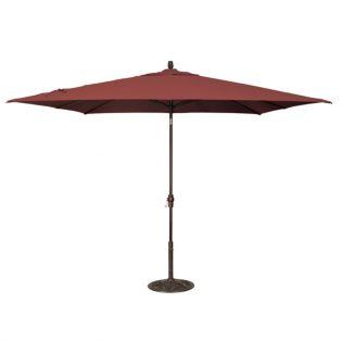 8' x 10' Market umbrella - Henna
