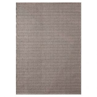 "Treasure Garden Cobblestone Gray 7'10"" x 10' outdoor area rug"