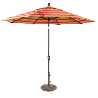 9' Market umbrella - Astoria Sunset
