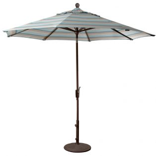 9' Market umbrella - Gateway Mist