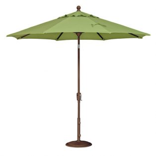 9' Market umbrella - Kiwi