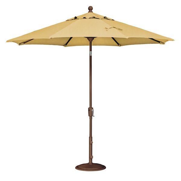 9' Market umbrella - Lemon