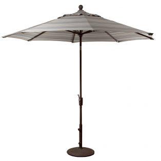 9' Market umbrella - Milano Char